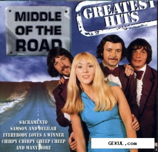 Middle Of The Road-Greatest Hits