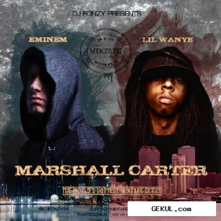 Eminem and Lil Wayne - Marshall Carter (2011)